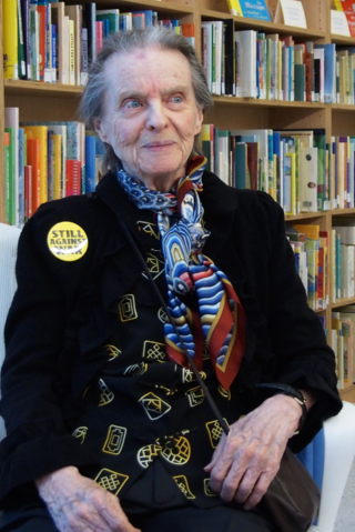 Marie Ponsot at Lilly Award